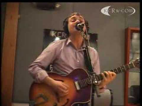 """Grizzly Bear performing """"While You Wait For The Others"""" Live on KCRW - Radio Premiere"""