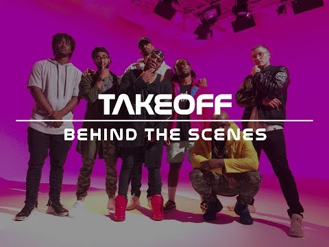 Derek Minor ft. Canon, Ty Brasel, and KB - Take Off (Behind The Scenes)