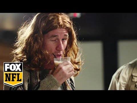 'Big Lebowski' interview with Cooper Manning and Texans' D. J. Reader   MANNING HOUR   FOX NFL