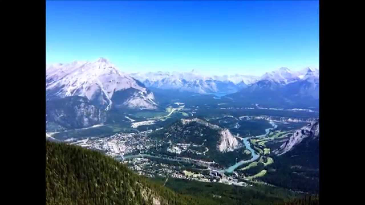 how to get from banff to jasper