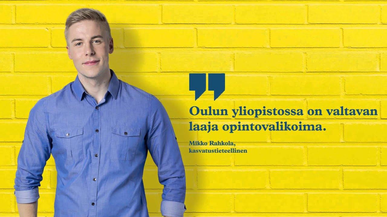 Oulun Yliopisto Luokanopettaja