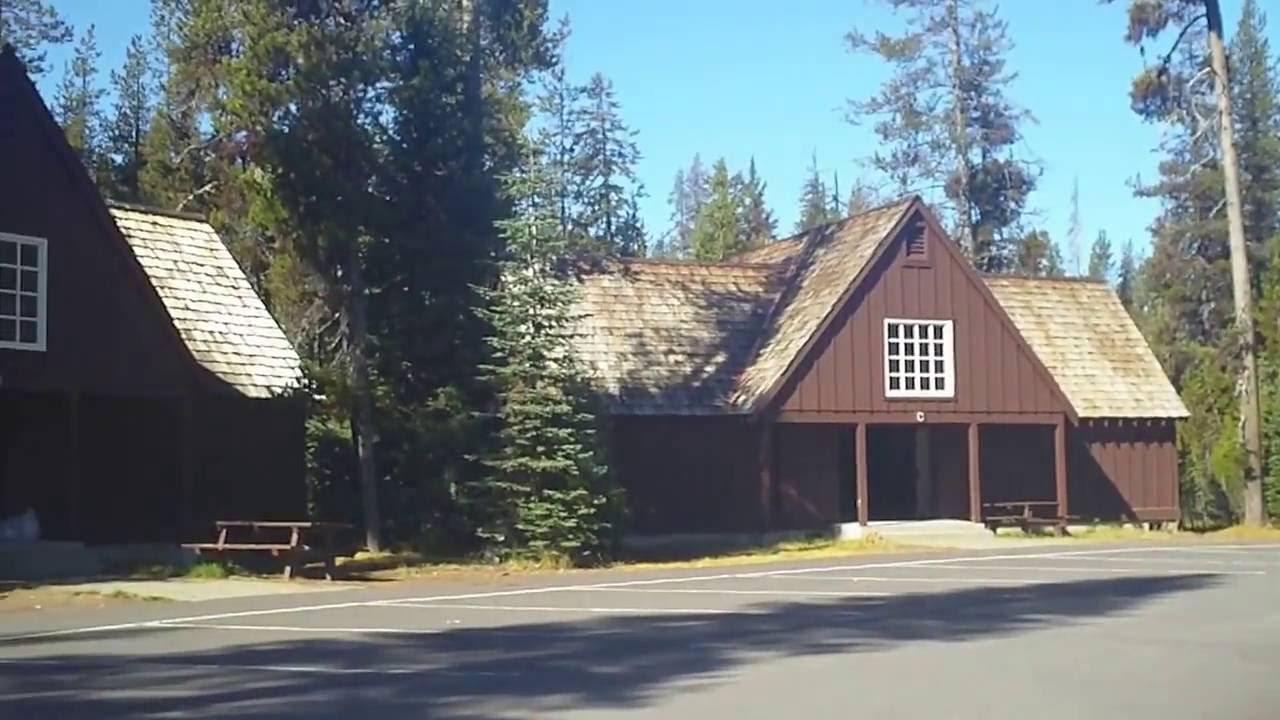 Mazama Village Cabins At Crater Lake