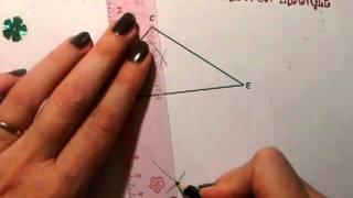 Cercle circonscrit à un triangle 1