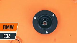 Hoe Remslang vervangen BMW 3 (E36) - gratis instructievideo
