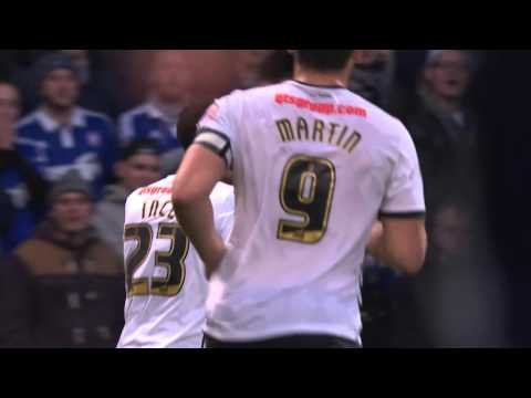 MATCH HIGHLIGHTS | Ipswich Town 0-1 Derby County
