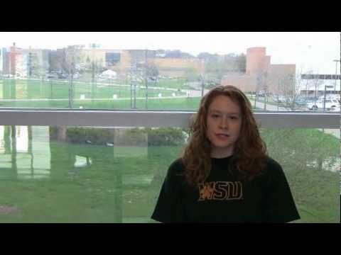 ISE student interview at Wright State University