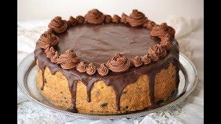 Торт из готовых коржей очень вкусный!