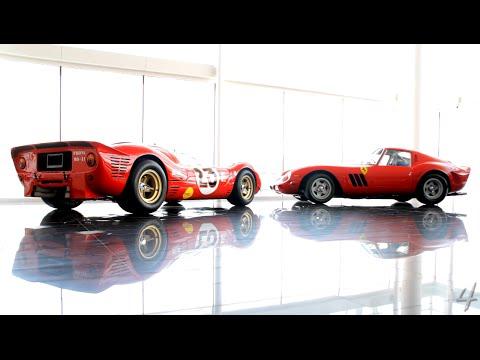 Tomini Classics: Diablo GT, Porsche 959, 288 GTO, GT40 & Others