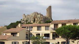 Gruissan: La tour Barberousse