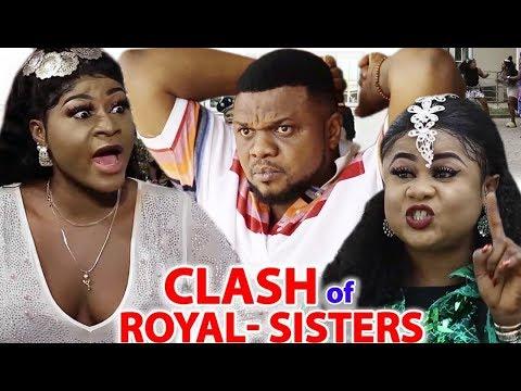 Download Clash Of Royal Sisters Season 7&8 - (New Hit Movie) - Ken Erics 2020 Latest Nigerian Nollywood Movie