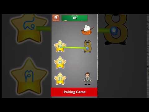 Thai Alphabet Game F version 1.6 App Preview