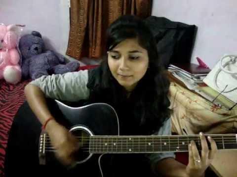 Jiya Re Jab Tak Hai Jaan Cover On Guitar By Priyanka