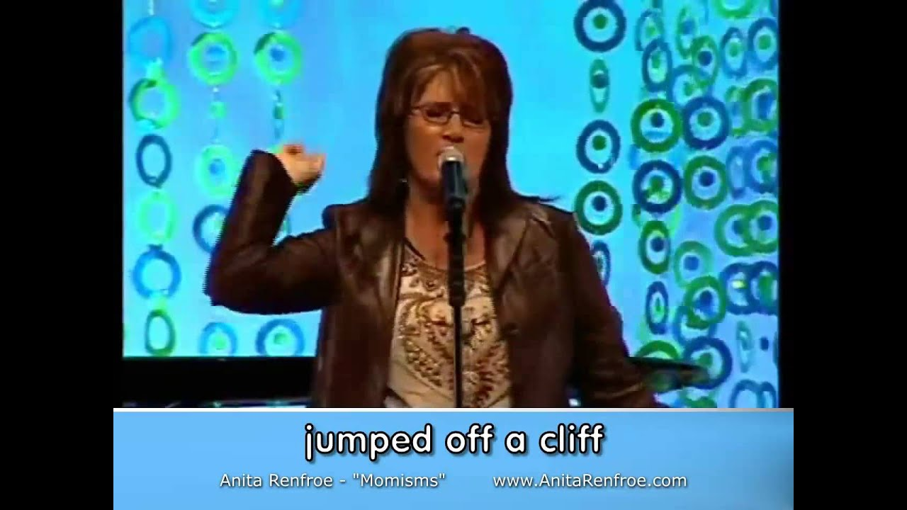 Momisms (The Mom Song) with lyrics, by Anita Renfroe - YouTube