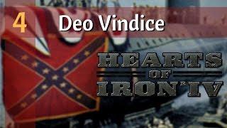Hearts of Iron 4 Deo Vindice Mod | Ep 4 - Northern Politics