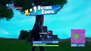 "Fortnite win 8 kills (part 2/2) ""PERO BUENO FOLAGOR"""