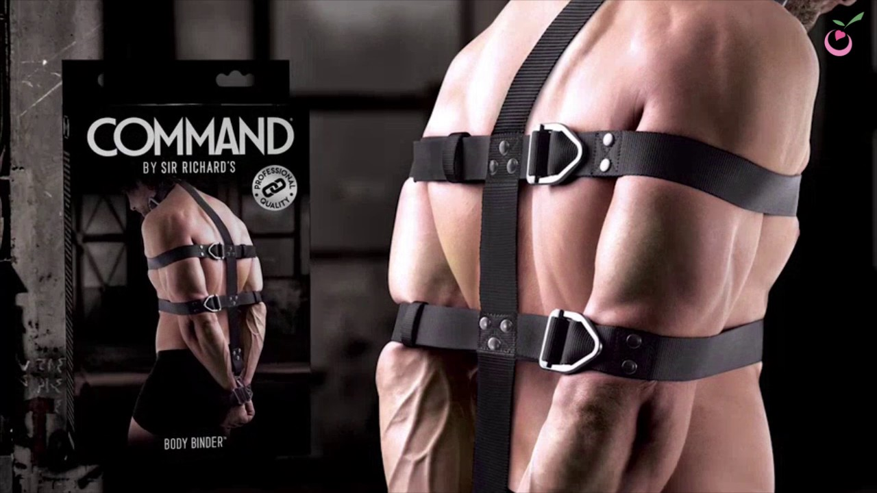 Download Sir Richards COMMAND Bondage Gear
