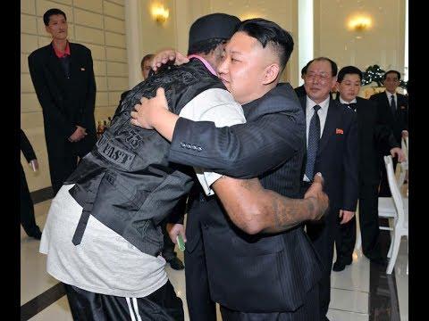 Dennis Rodman On Obama's Cowardice Regarding DPRK North Korea - FULL Presser September 9, 2013