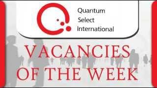 Video QSI Vacancies Of The Week - in November 2015 the fourth week download MP3, 3GP, MP4, WEBM, AVI, FLV Juli 2018