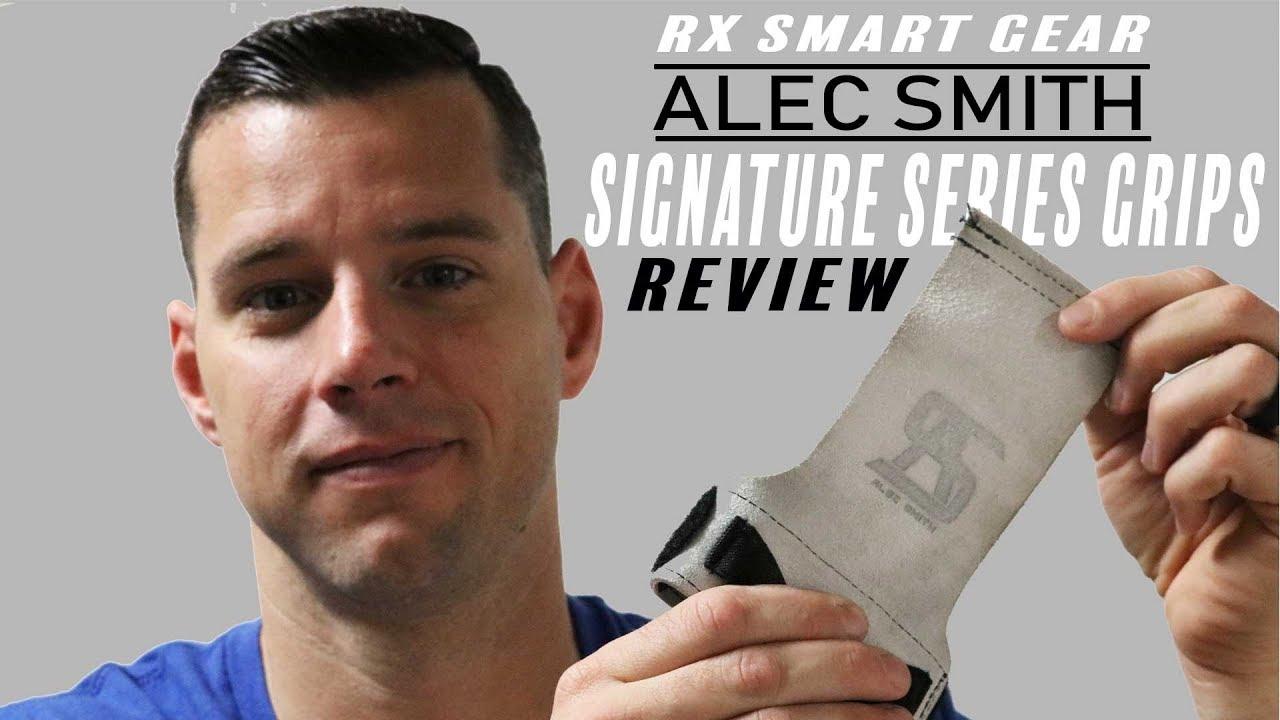e76aeb3f74a RX SMART GEAR | ALEC SMITH GRIP REVIEW | CROSSFIT SRC - YouTube