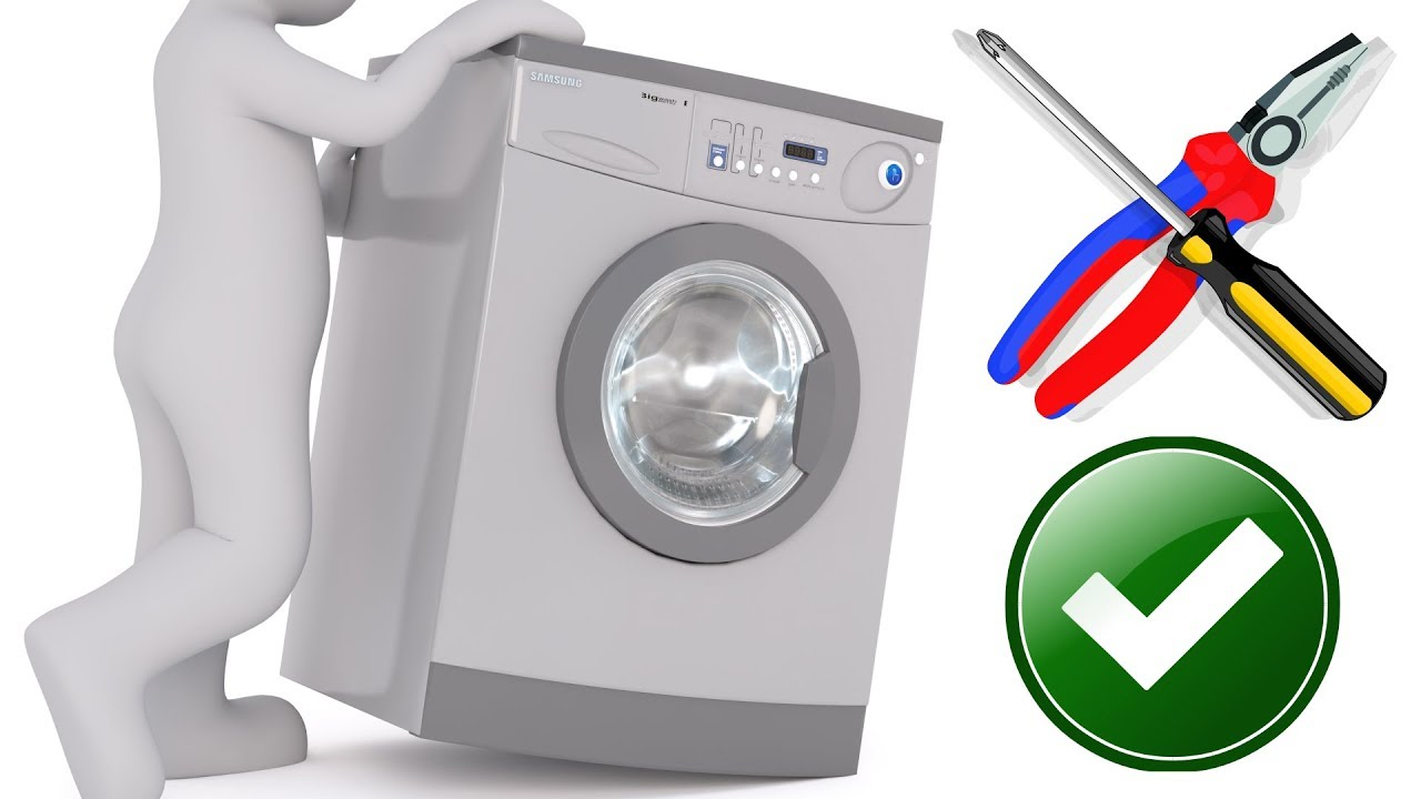Tutorial How To Fixe A Washing Machine Diy
