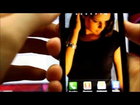 прошивка Samsung galaxy S i9003
