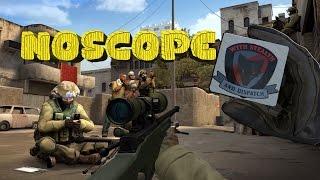 КАК СТРЕЛЯТЬ БЕЗ ЗУМА С AWP(noscope)+РОЗЫГРЫШ |CS:GO