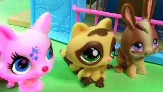 Easter Bunny Found ? Littlest Pet Shop Holiday Special Series LPS