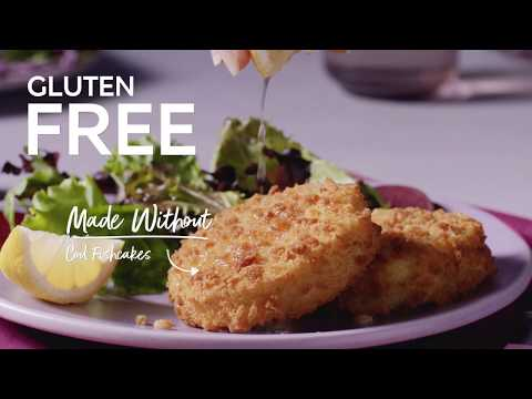 M&S   Made Without Cod Fishcakes & Chicken Goujons
