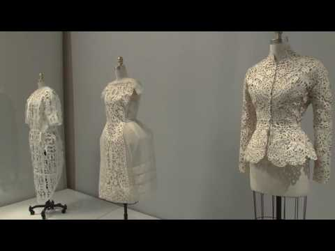 Gallery Views of Manus x Machina: Fashion in an Age of Technology