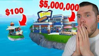 mein EIGENES 5.000.000$ Restaurant in Fortnite eröffnet!