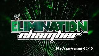 WWE Elimination Chamber 2012 Theme Song - This Means War [High Quality + Download Link]