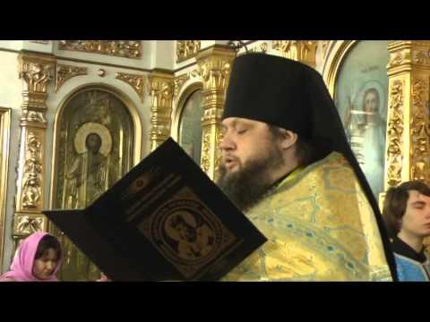 Визит епископа Стефана в Покровский собор. Интервью с Владыкой (Рен-ТВ Кропоткин)