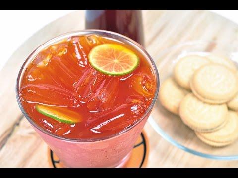 ชามะนาว Lemon Iced Tea