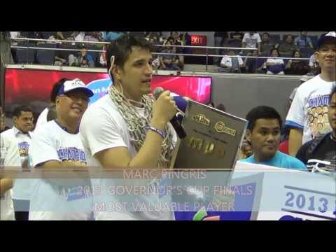 Marc Pingris named PBA Governors