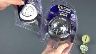 Обзор компасов Ritchie