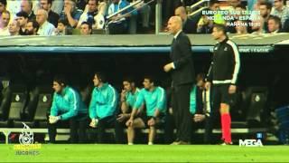 Así vivió Zidane su partido más importante