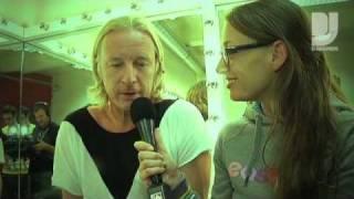 DJ Hell & Yuksek @ 10 days off 2010 Day 10