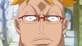 Marco Se Entera que Luffy Va tras Kaido | One Piece 890 Sub Español
