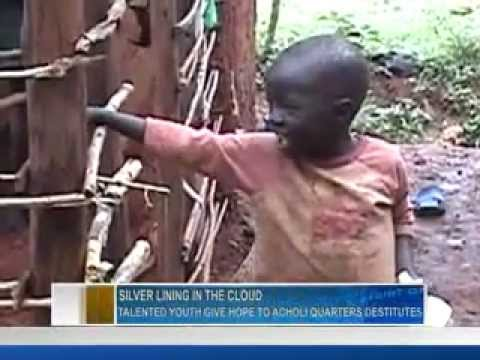 URBAN TV - Butterfly Project Feature - Children Making a Difference in Slums