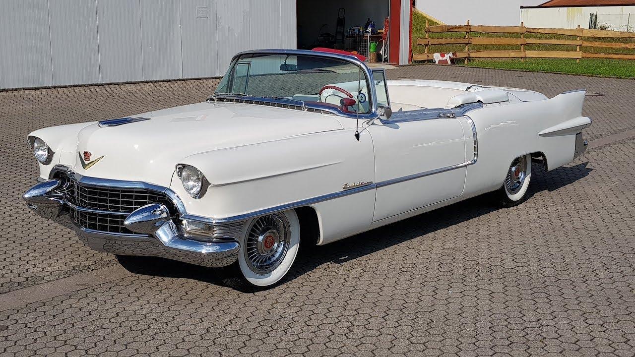 1955 Cadillac Eldorado Cabrio