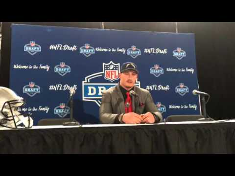 Joey Bosa San Diego Chargers NFL Draft 1st Round Pick Interview #NFLDraft