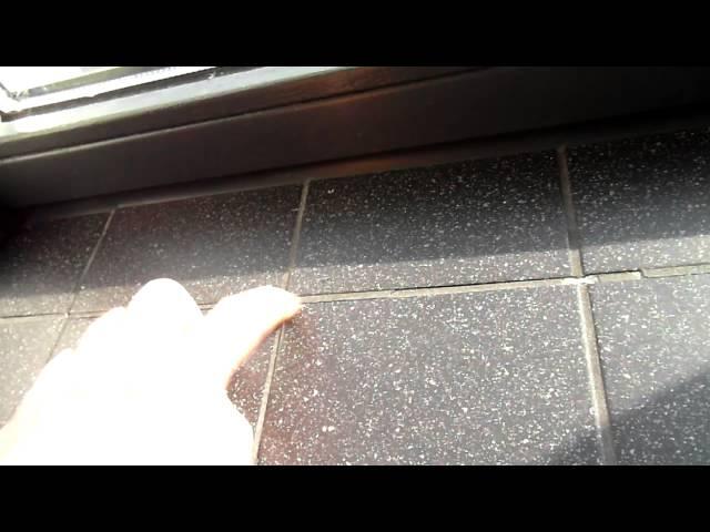 Epoxyvloer In De Badkamer ~ Hbb badkamer scheuren voegen vloer youtube