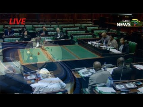 Parliamentary Inquiry into State Capture, 18 October 2017