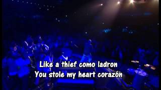 Te Amo   Israel and New Breed feat  T Bone with Lyrics New 2012 Worship Song