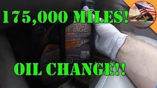 '05 Chrysler 300: 175,000 Mile Oil Change