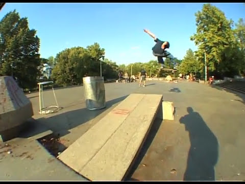 Skate Crates - Sidewalk Magazine - Episode 1 Hoax Prague