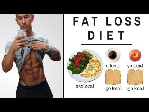 the-best-science-based-diet-for-fat-loss-(all-meals-shown!)