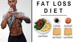 The Best Science-Based Dİet for Fat Loss (ALL MEALS SHOWN!)