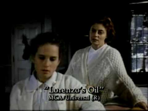 Lorenzo S Oil Trailer Youtube