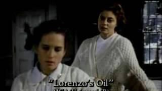 Lorenzo's Oil: Hollywood versus science